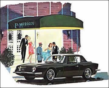 Studebaker Commercial Art