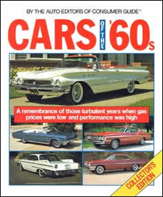 Cars of The 60s Cover