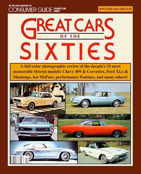 Great Cars of The Sixties