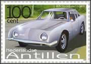 Antillen Stamp
