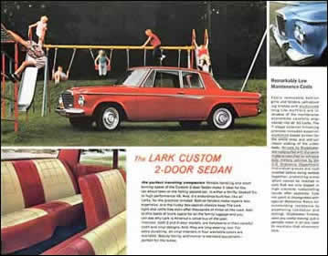 Lark Two Door Sedan