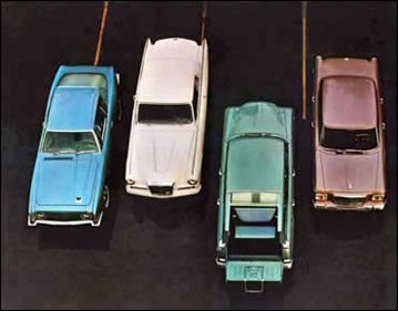 All Studebaker Models