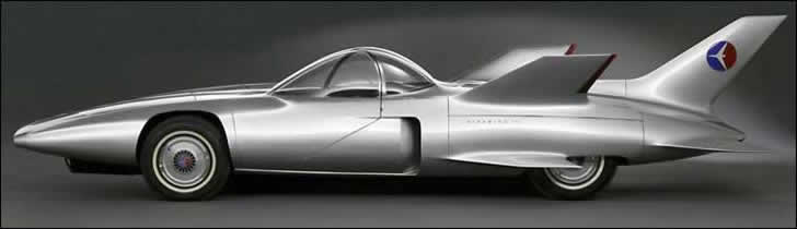 Firebird III Concept Car