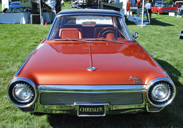 Chrysler Turbine Front